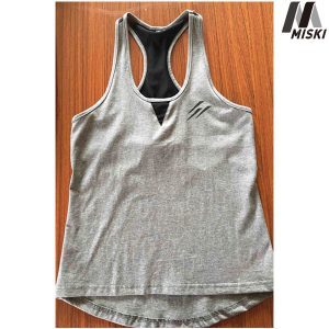 19d81ebbed425 Custom mens stringer tank top bodybuilding printing logo gym tank top ·  Read More